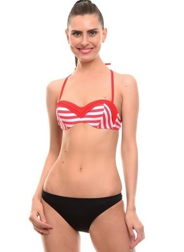 Limon Company Bikini Üst Kırmızı